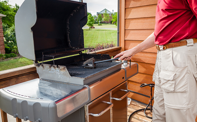 Barbecue Cleaning Tips