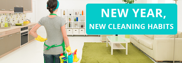 New Year, New Cleaning Habits