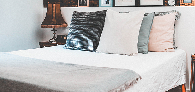 make your bed cleaning habits