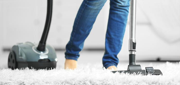 Vacuum - Cleaning Habits