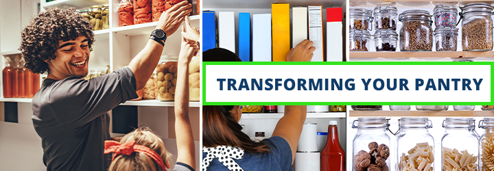 Transforming your pantry